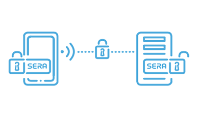 Secure communication with backend systems