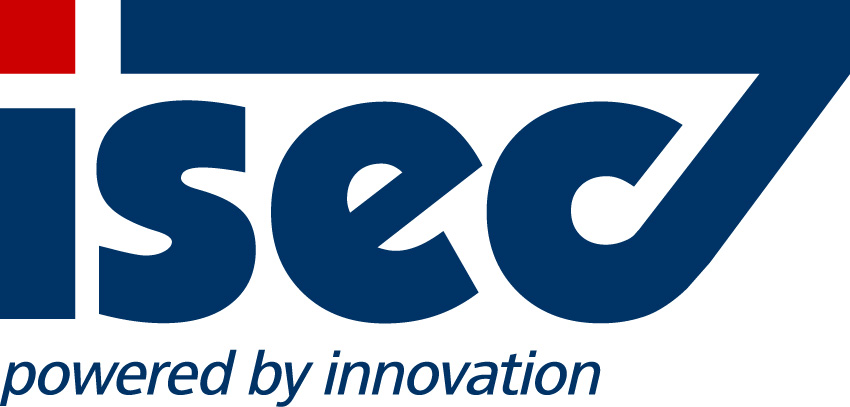 Partner isec7 Logo powered by innovation